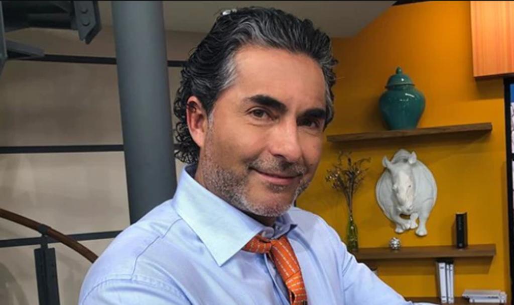 Raúl Araiza estrenaría romance con guapa actriz