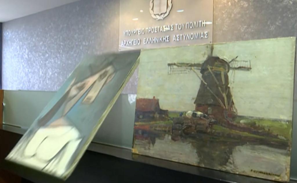 Obra de Pablo Picasso cae al piso durante conferencia tras haber sido recuperada