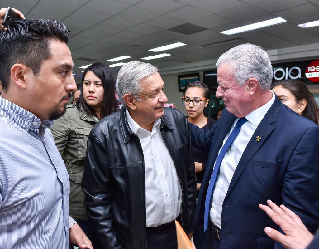Divide a los mexicanos: alcalde de Torreón sobre López Obrador