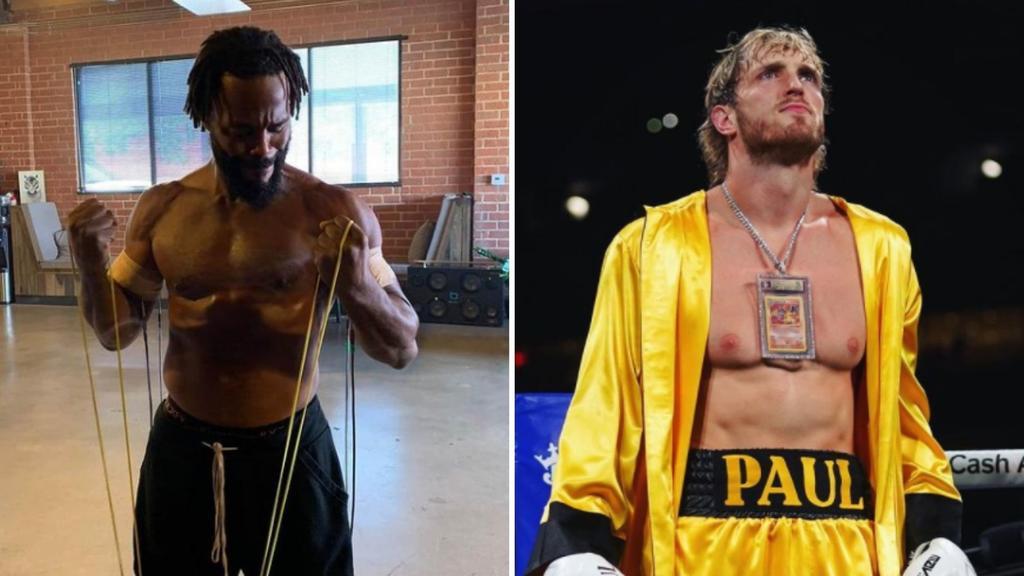 Rashad Evans asegura que va a noquear a Logan Paul