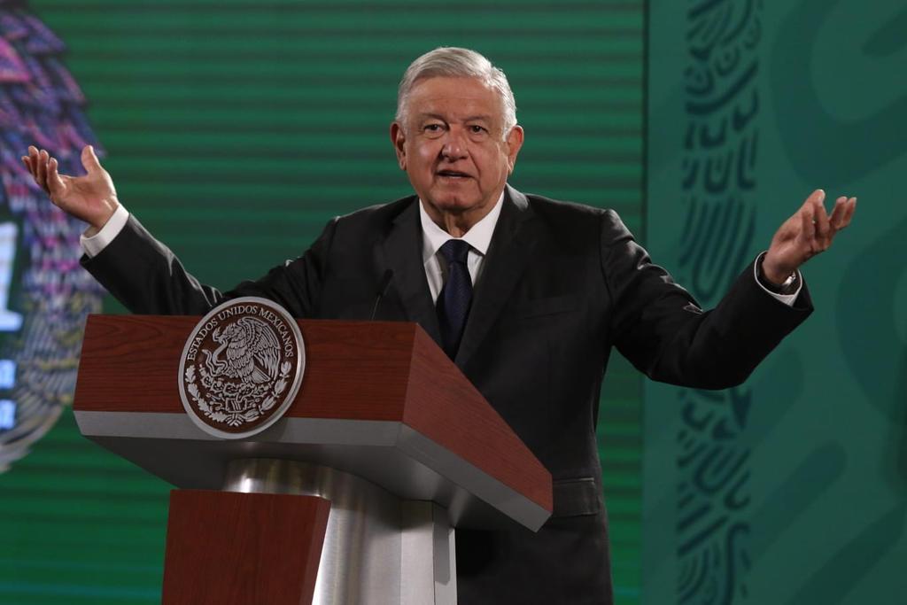 López Obrador defiende 'quién es quién en las mentiras' tras señalamiento de CIDH