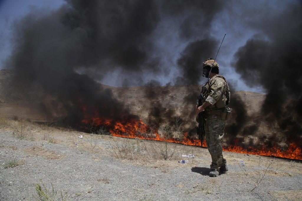 Estados Unidos planea completar retirada de Afganistán en agosto