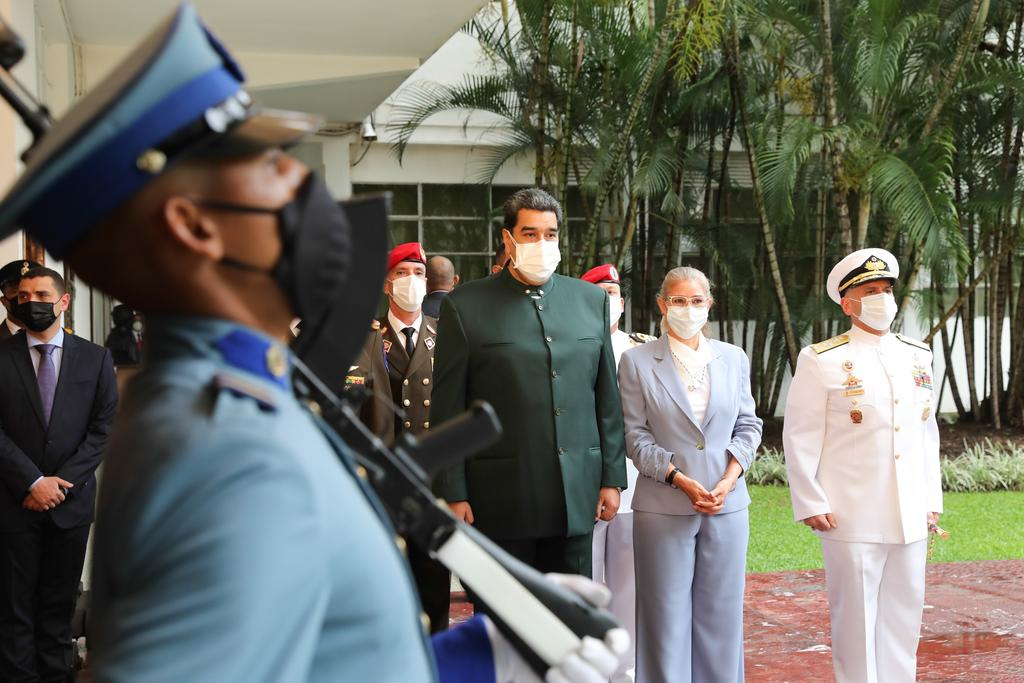 Nicolás Maduro advierte de supuesto plan de CIA y Comando Sur para asesinarlo