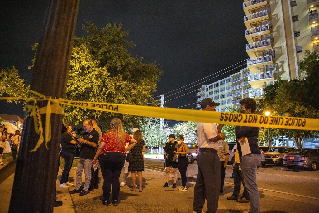 Colecta para familia de niña muerta en derrumbe de edificio en Miami reúne más de 26,000 dólares
