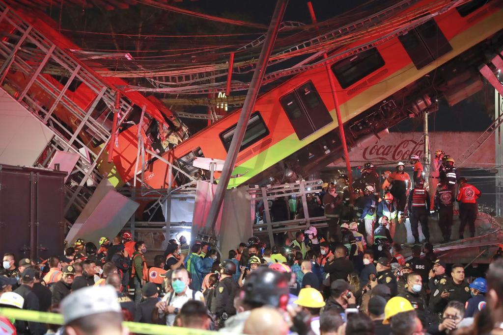 Se cumplen dos meses del colapso de la Línea 12 del Metro de la Ciudad de México