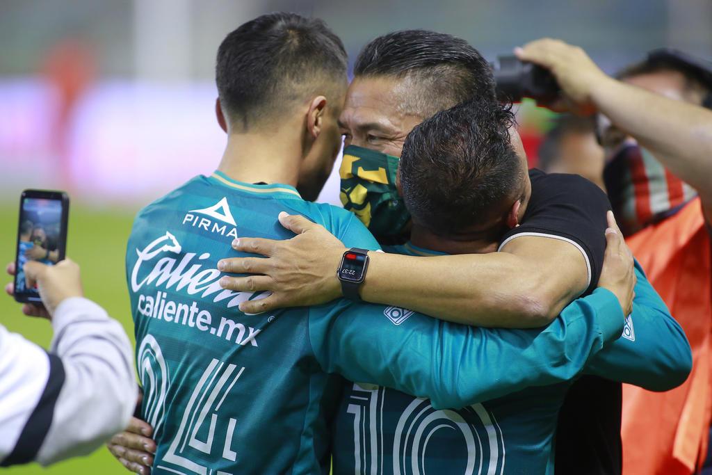 Estos son los jugadores del León que Nacho Ambriz ficharía para Huesca