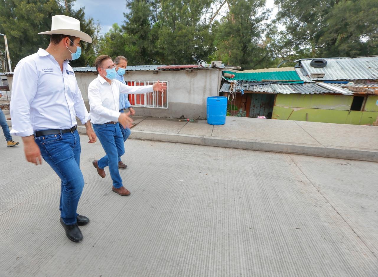 Durango tiene infraestructura de nivel y calidad: Aispuro