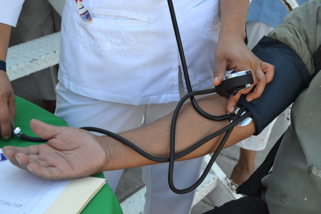 Tres mil 767 atendidos por hipertensión en Durango
