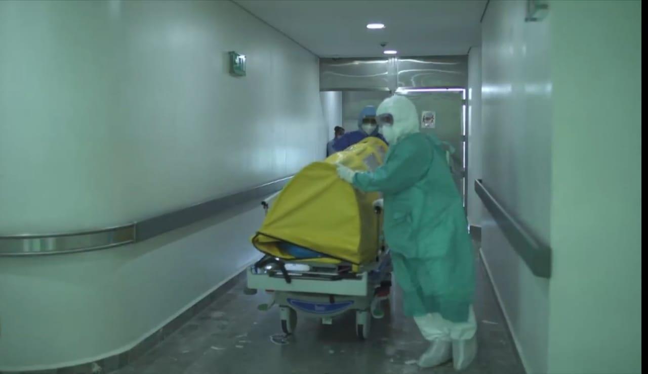 Baja mortalidad por Covid-19 en Durango