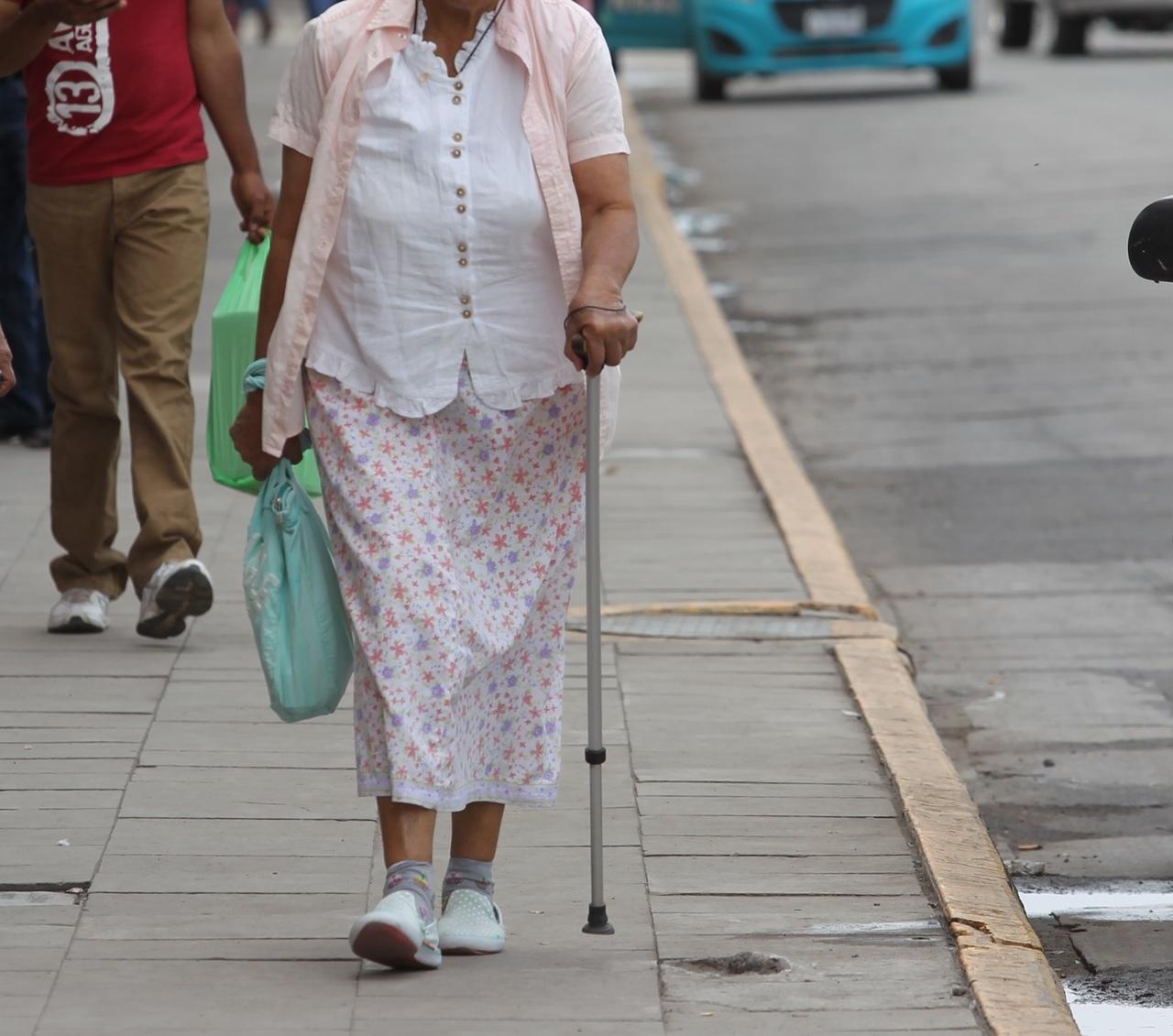 Al 59%, entrega de la pensión de adultos mayores