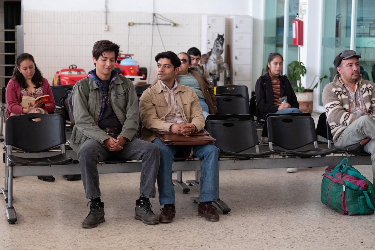 'Te llevo conmigo', una historia de homofobia y migración
