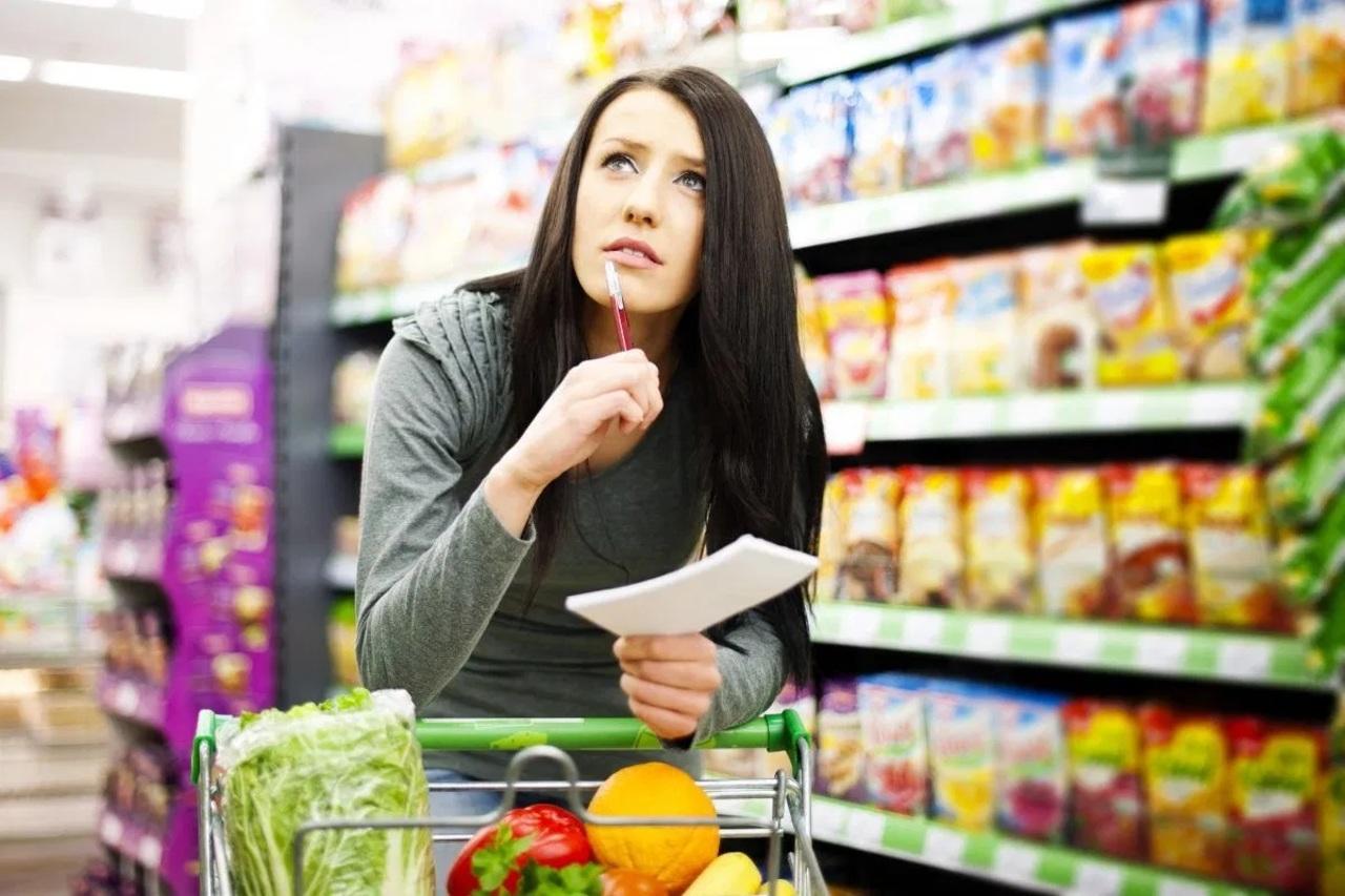 Tips para realizar compras saludables