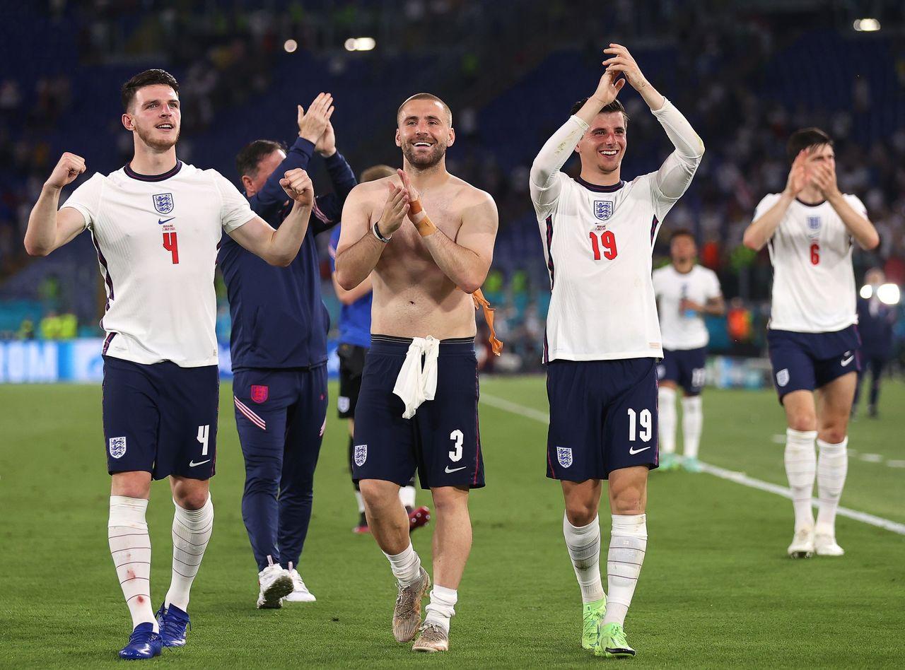 Inglaterra se desata en Roma