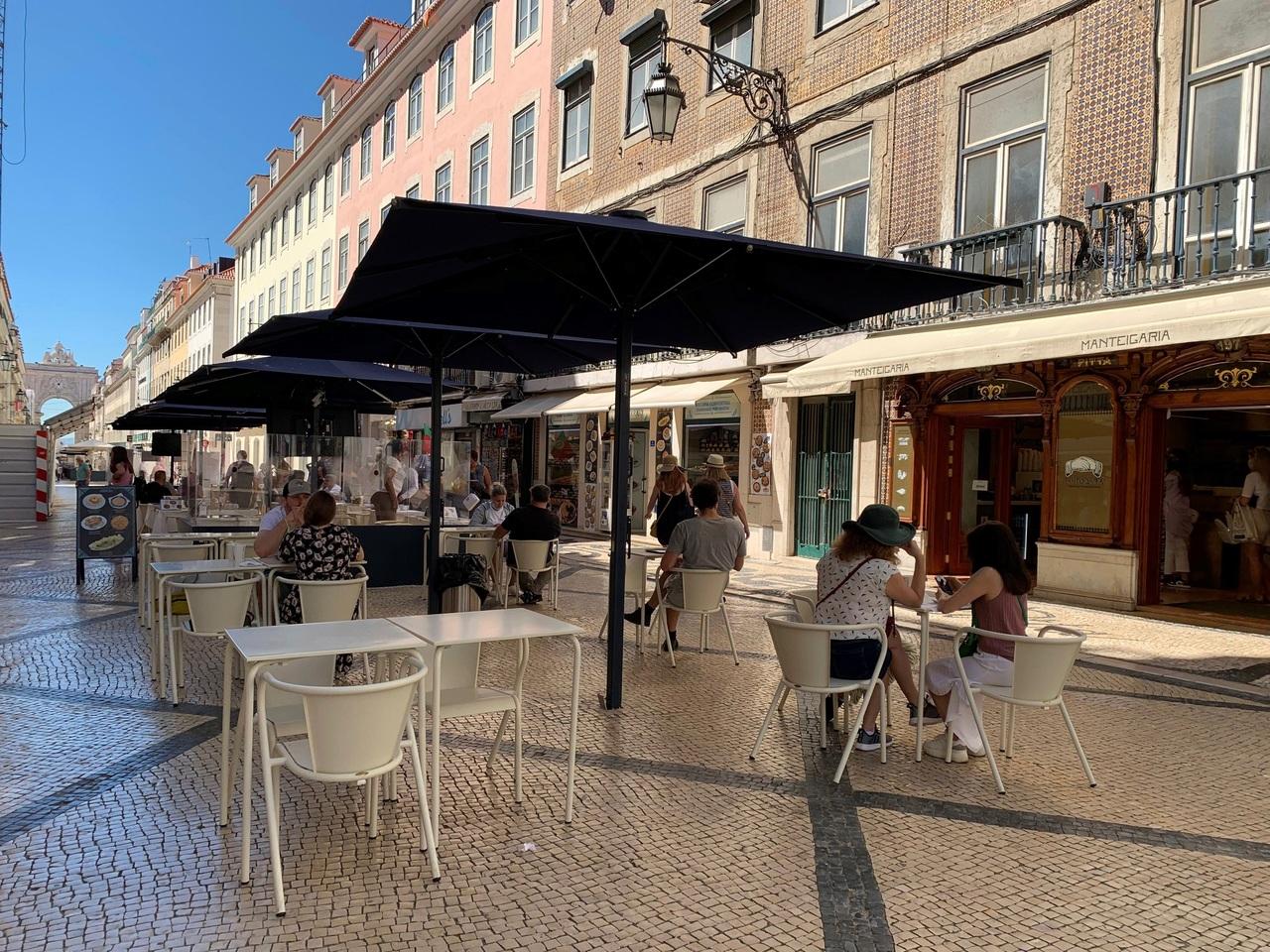 Portugal asume su primer toque de queda