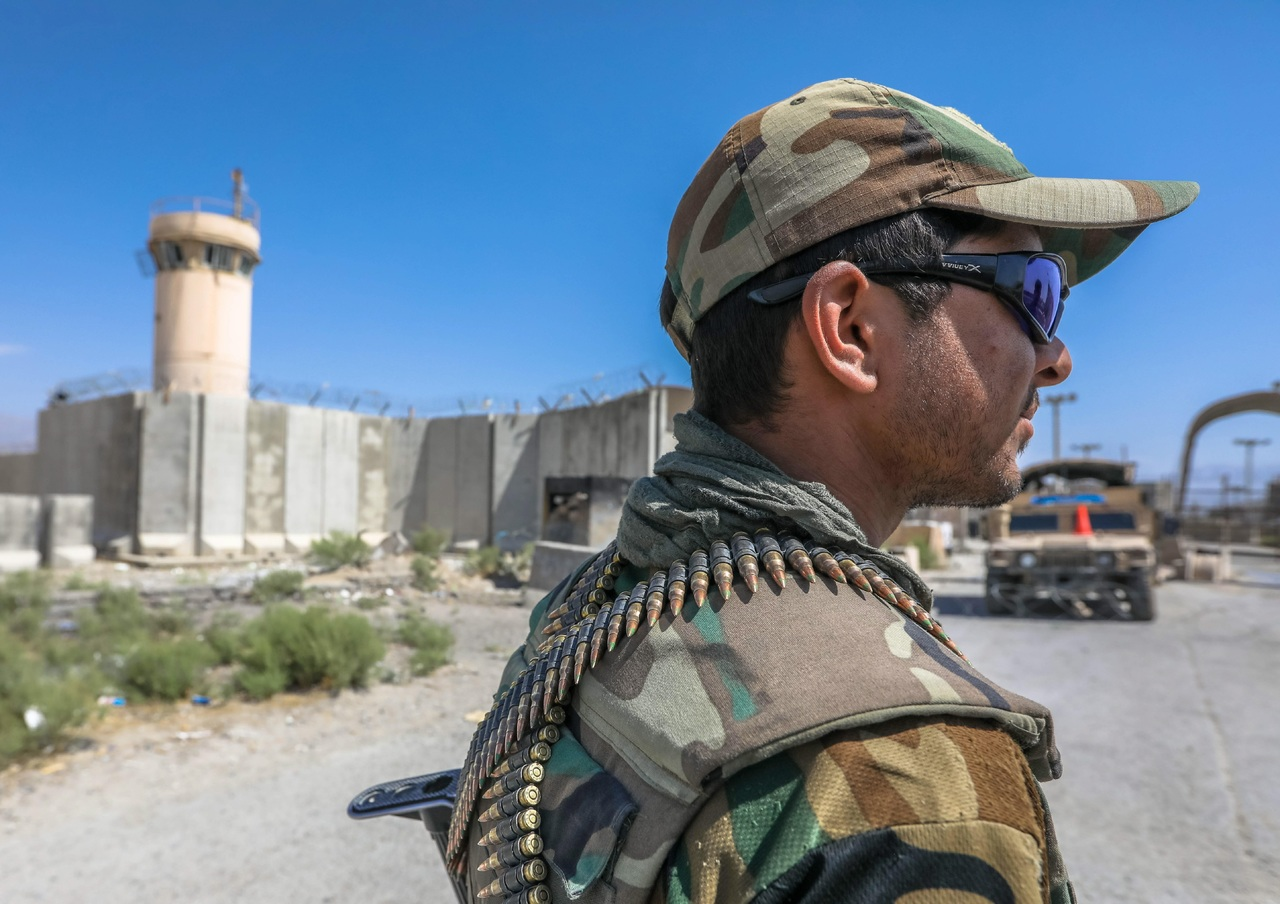 Tras 20 años, parte EU de Afganistán
