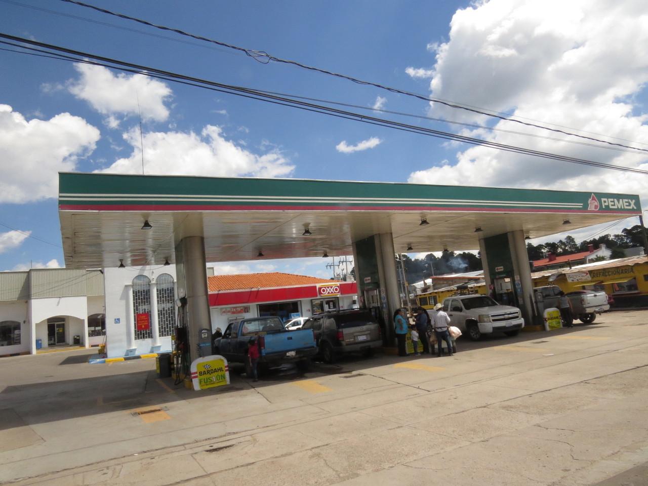 Revelan gasolineras más baratas del país
