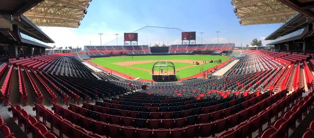 Sedatu aplaza rehabilitación de estadios de beisbol en Tabasco y Quintana Roo