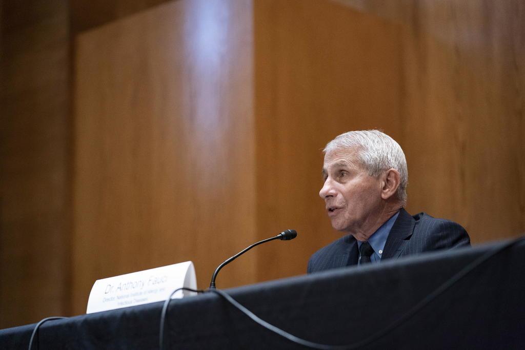 Anthony Fauci pide a los estadounidenses dejar de lado las diferencias y vacunarse en contra del COVID-19