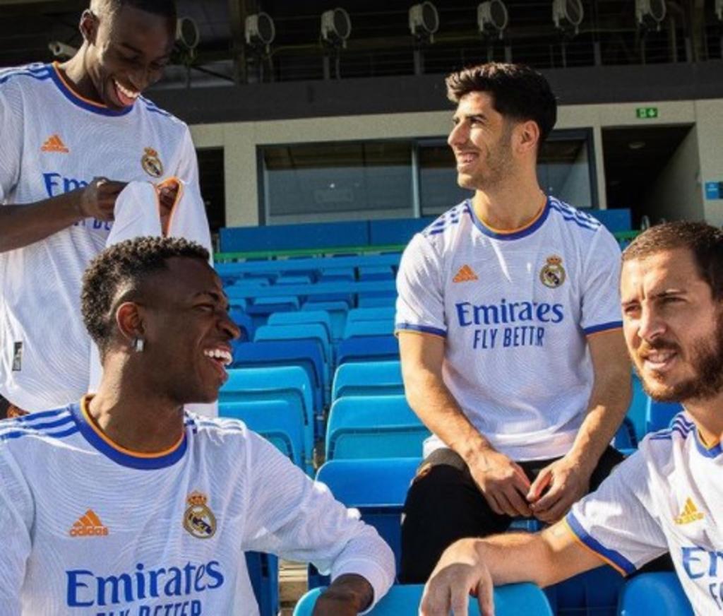 El Real Madrid 2021/22 regresa este lunes