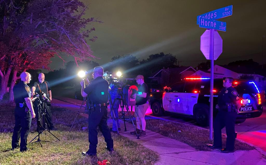 Tiroteo en Fort Worth, Texas resulta con ocho personas lesionadas