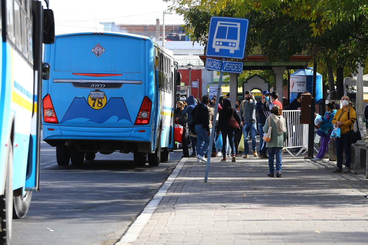 Buscarán 'daño mínimo' a usuarios, en análisis de tarifa del transporte en Durango
