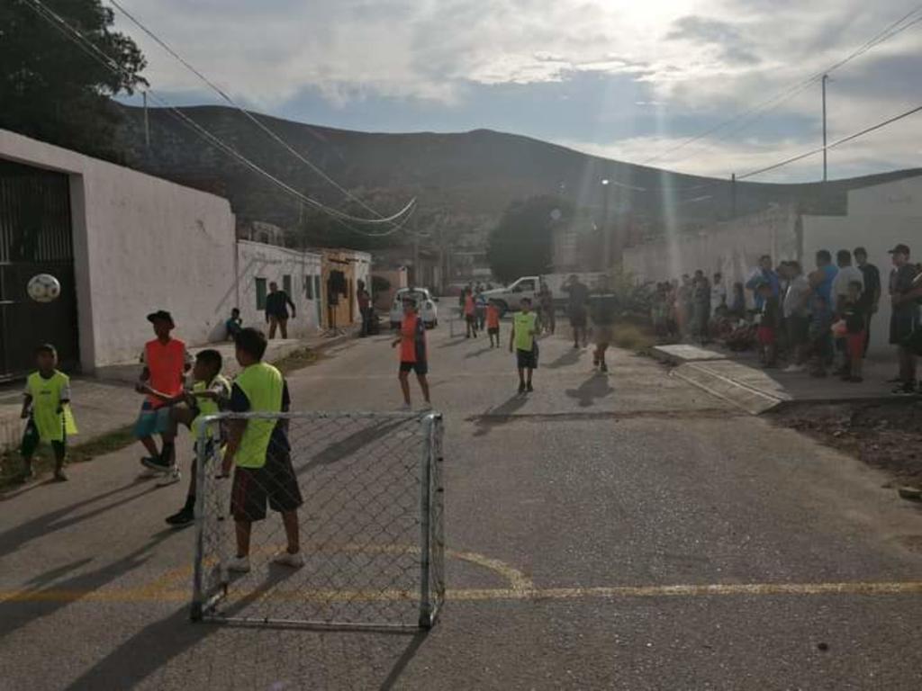 Arranca torneo de baby fut 'Inter Barrios' 2021 en Lerdo