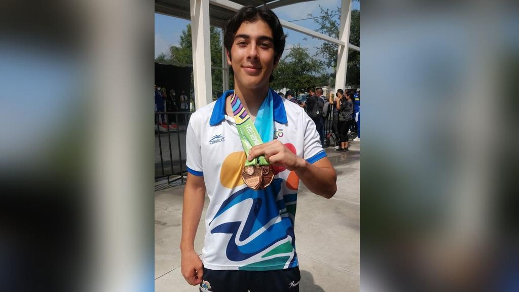 Lagunero gana en Levantamiento de Pesas para Durango en los Juegos Nacionales Conade