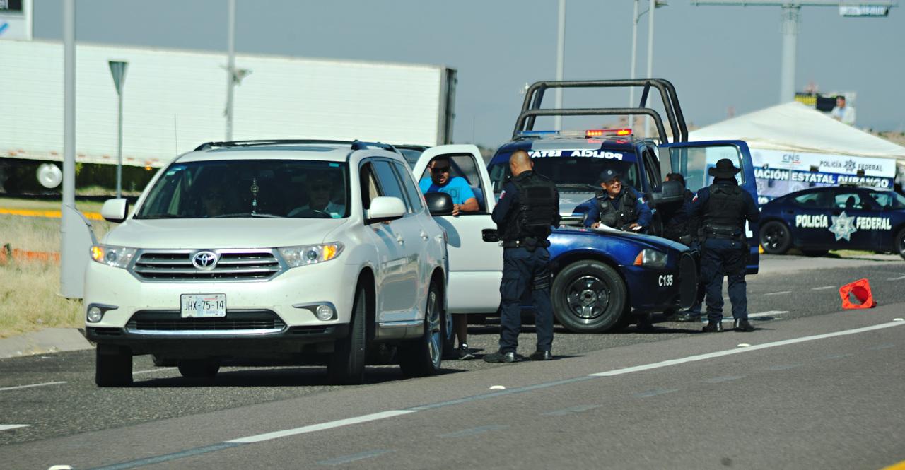 Reforzamos la seguridad en todos los límites de Durango: Aispuro