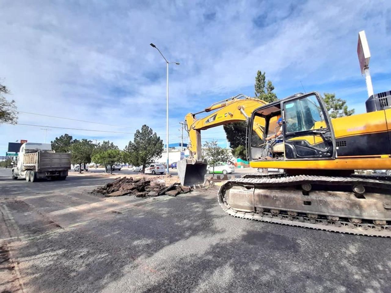 Constructora dejó obra abandonada en Guadalupe Victoria