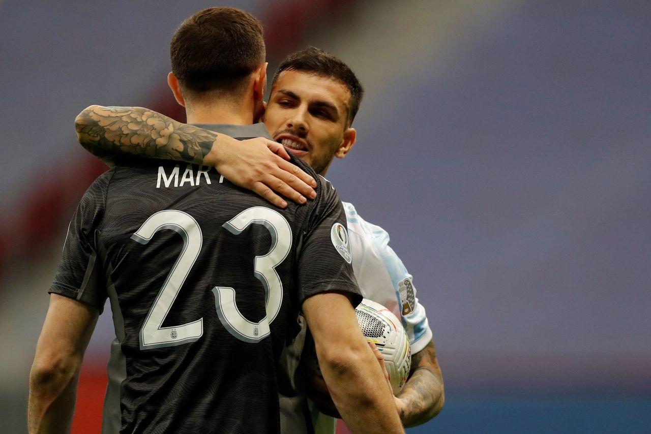 Argentina se cita con Brasil