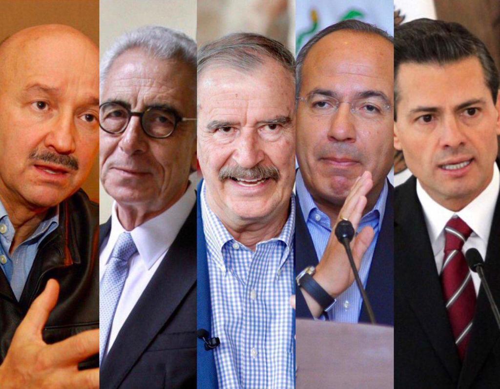 Consulta sobre expresidentes, 'para enjuiciar a malos gobiernos', asegura AMLO