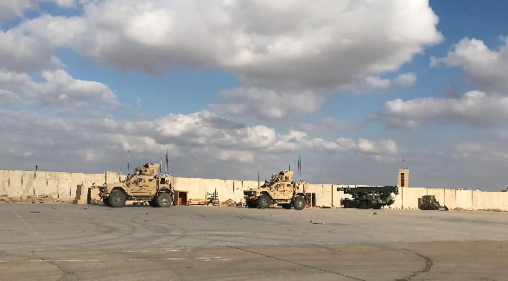 Más de 10 cohetes impactan en una base aérea con presencia de EUA en Irak