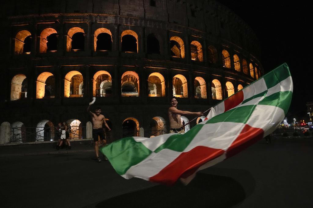 Estadio Olímpico de Roma podría proyectar la Final de la Eurocopa 2021
