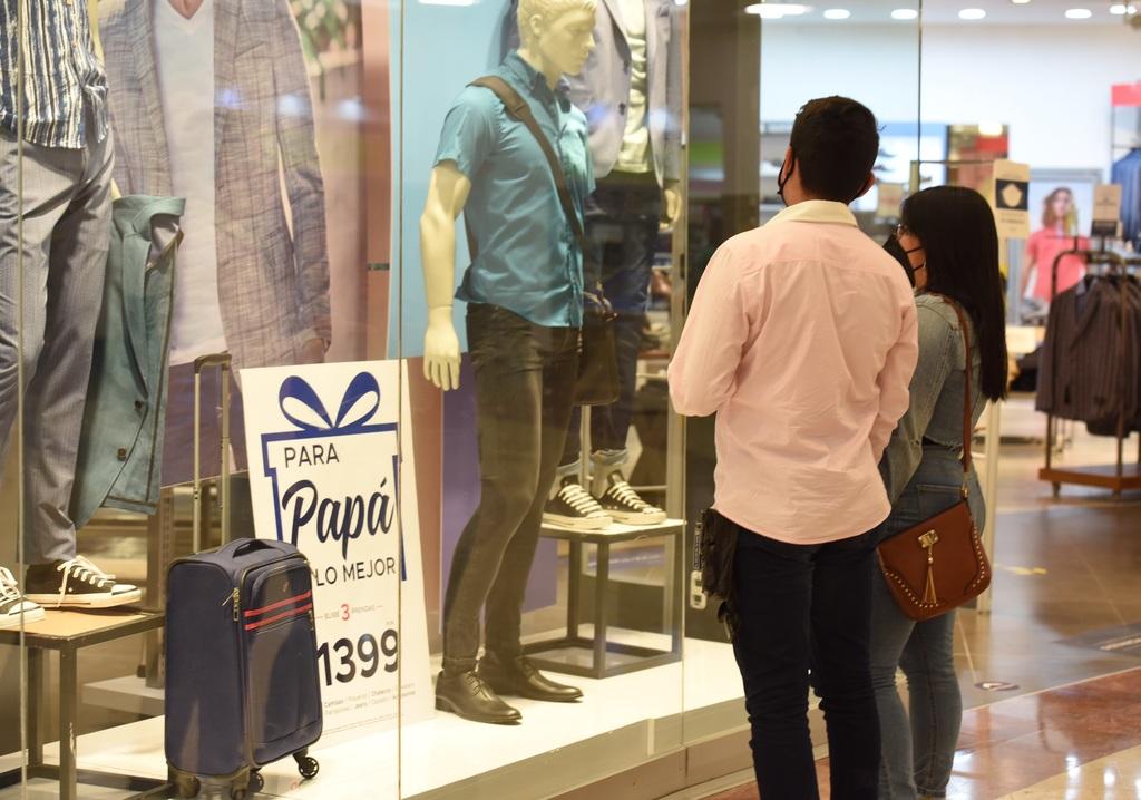 Las familias mexicanas aumentan el consumo en abril