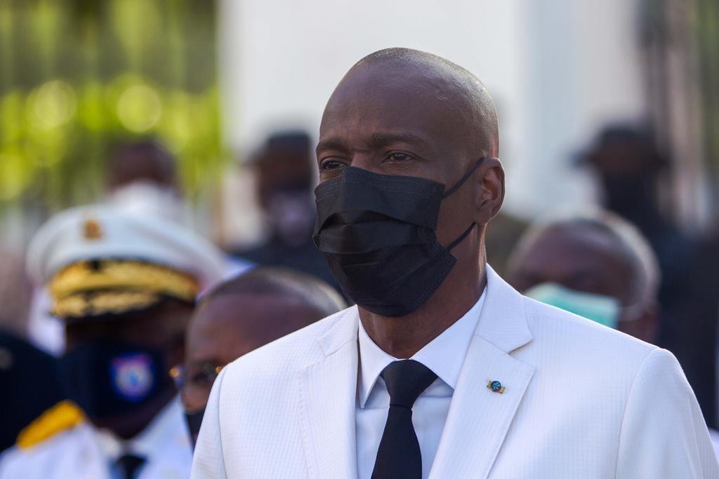 Jovenel Moise, un neófito político que intentó gobernar Haití