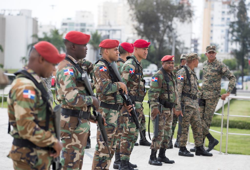 El Ejército dominicano lanza una operación no bélica en la frontera con Haití