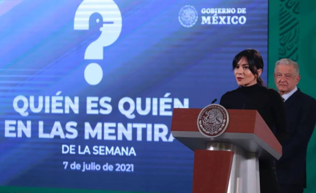 'El 'Quién es quién' del presidente Andrés Manuel López Obrador debilita la profesión del periodismo'