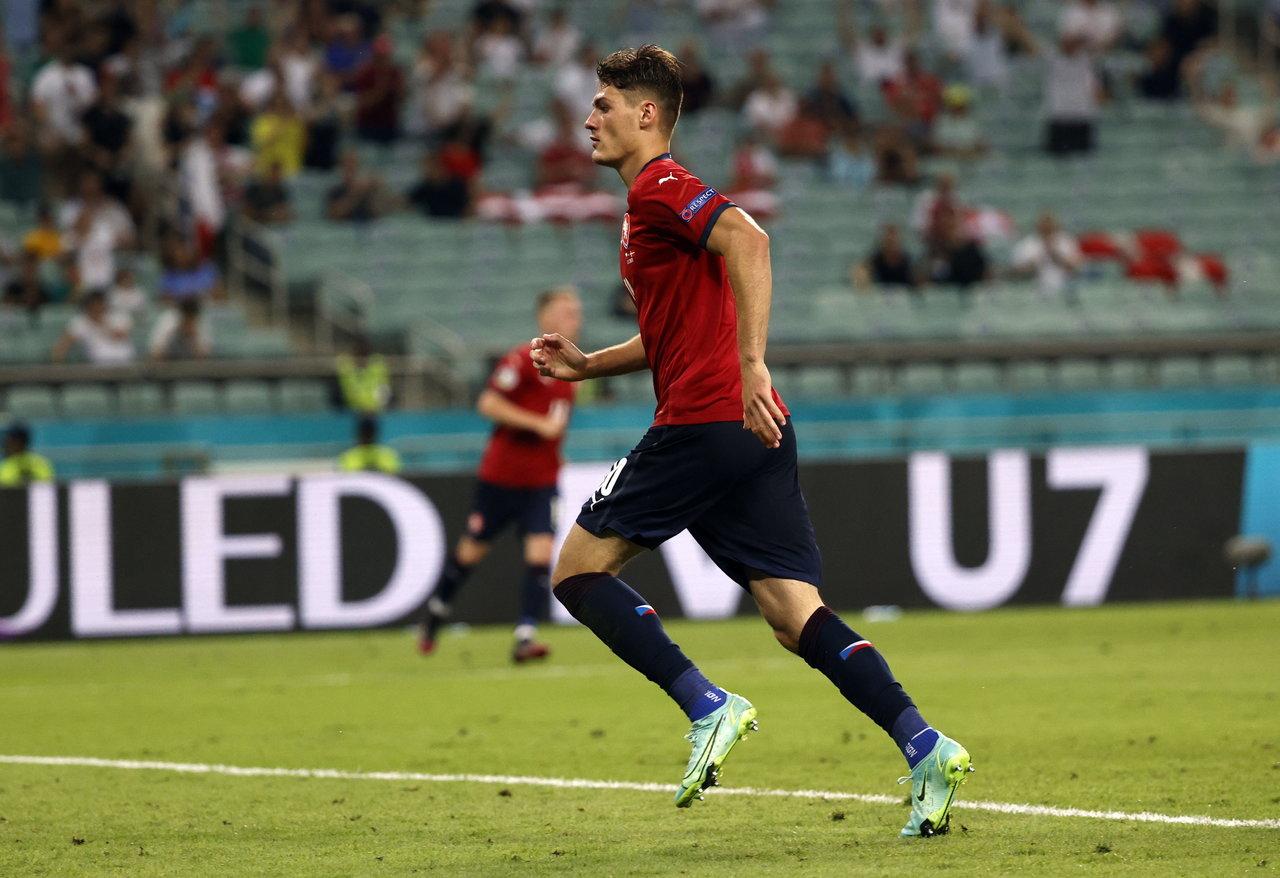 Harry Kane, a un gol de Cristiano Ronaldo y  de Patrik Schick