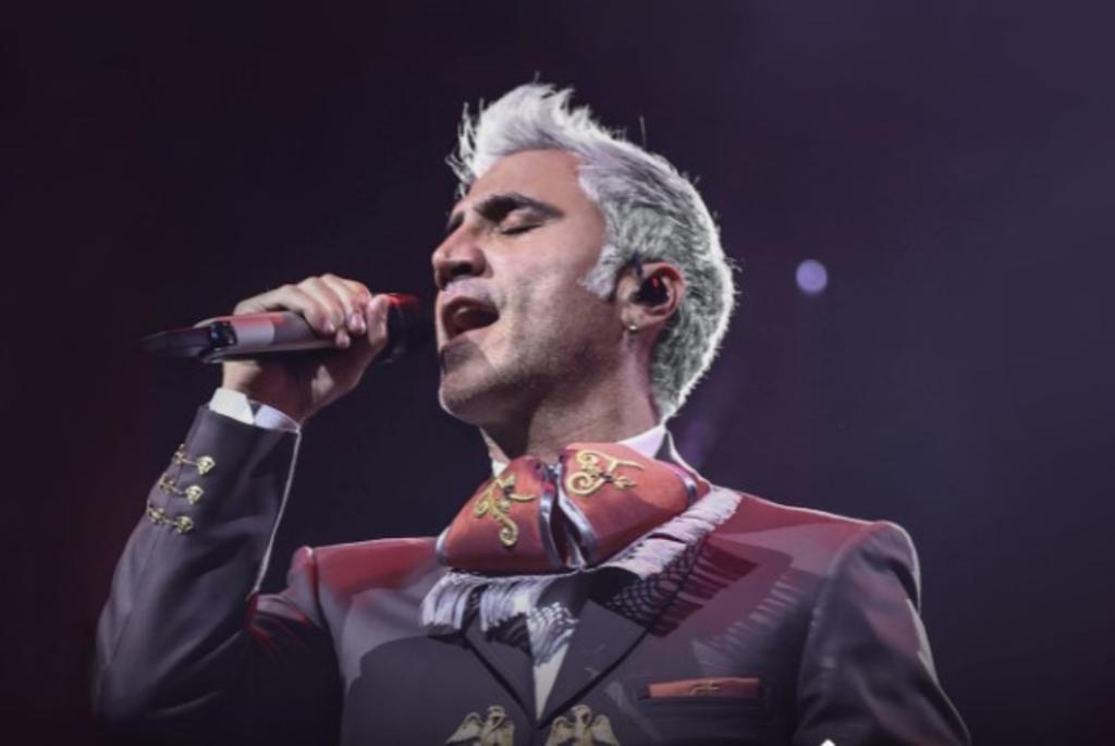 Alejandro Fernández regresará a La Laguna en noviembre