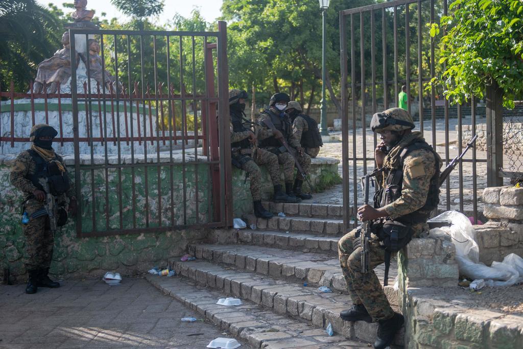 Policía de Haití 'intercepta' a presuntos asesinos del presidente Jovenel Moise