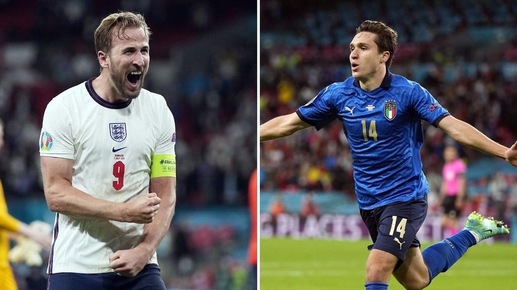Inglaterra vs Italia, ¿quién se quedará con el título de la Euro?