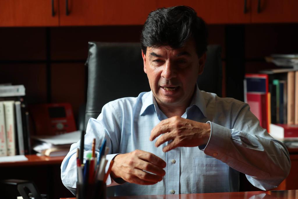 Tribunal Electoral ordena sancionar a Jesús Ramírez Cuevas, vocero de Presidencia