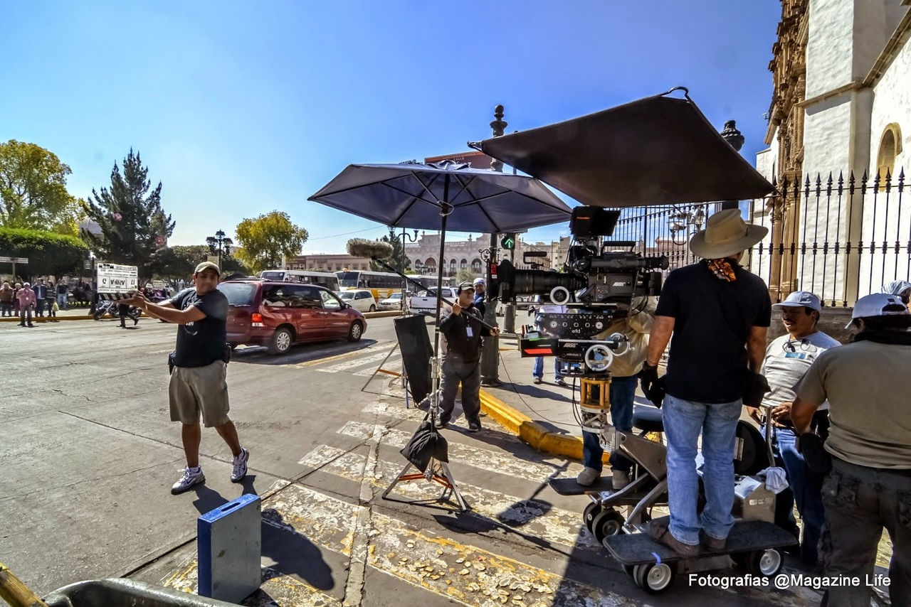 Anuncian dos producciones cinematográficas en Durango