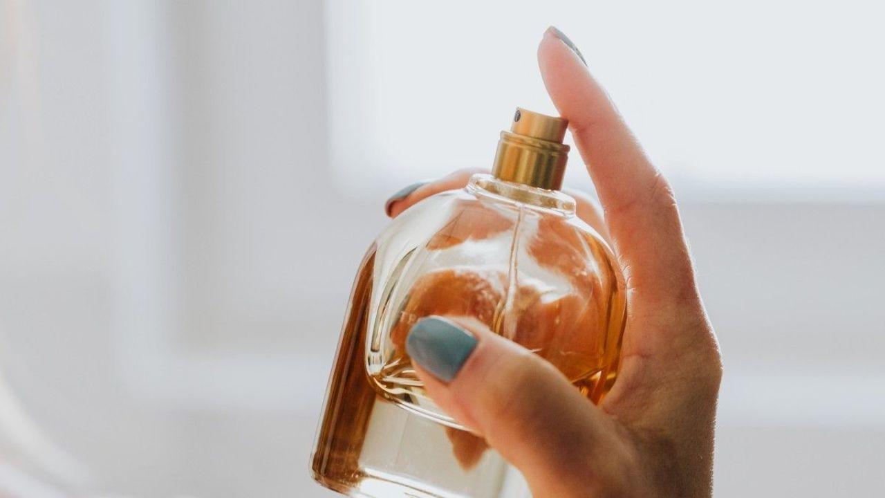 Historia del perfume
