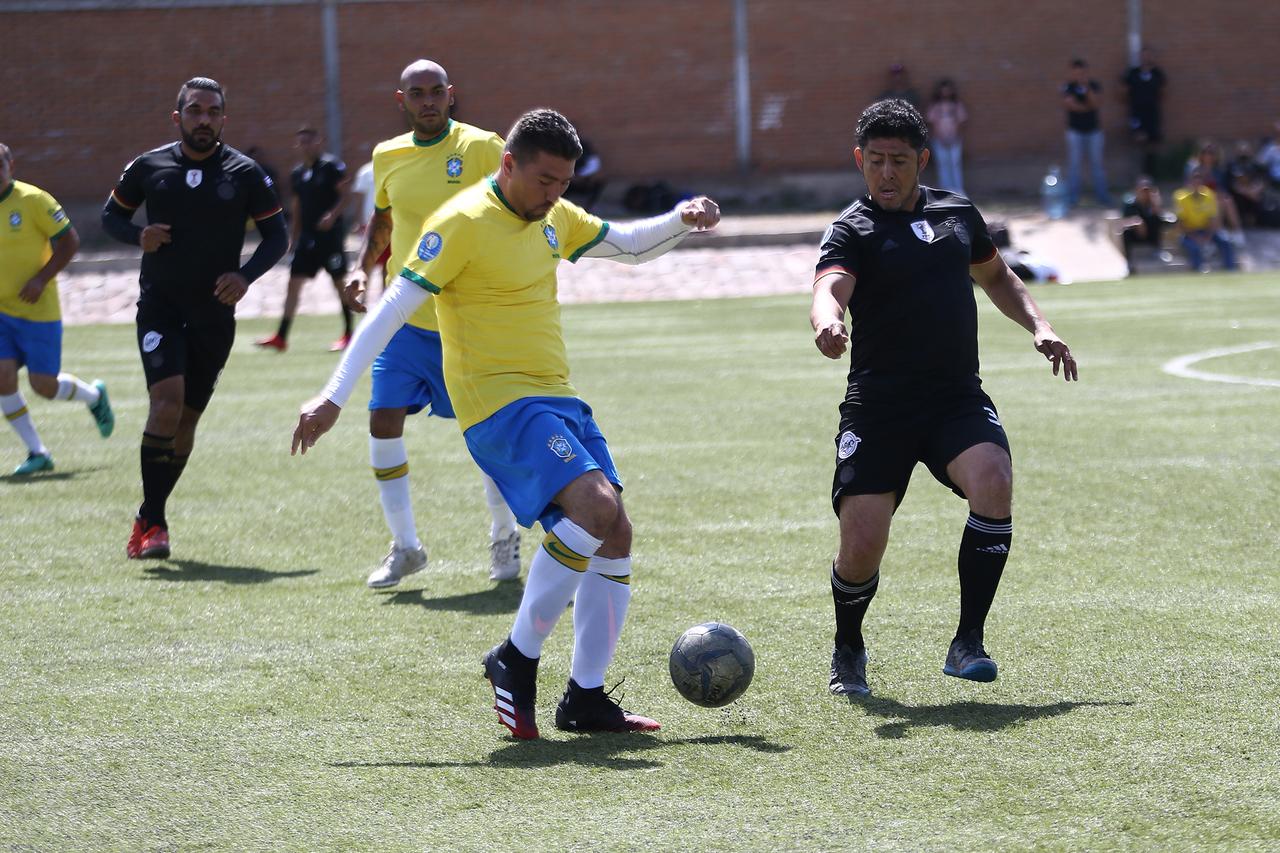 Semifinales de veteranos, en la División del Norte
