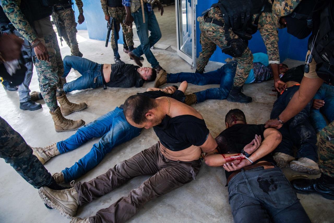 Caen 17 por muerte de Presidente haitiano