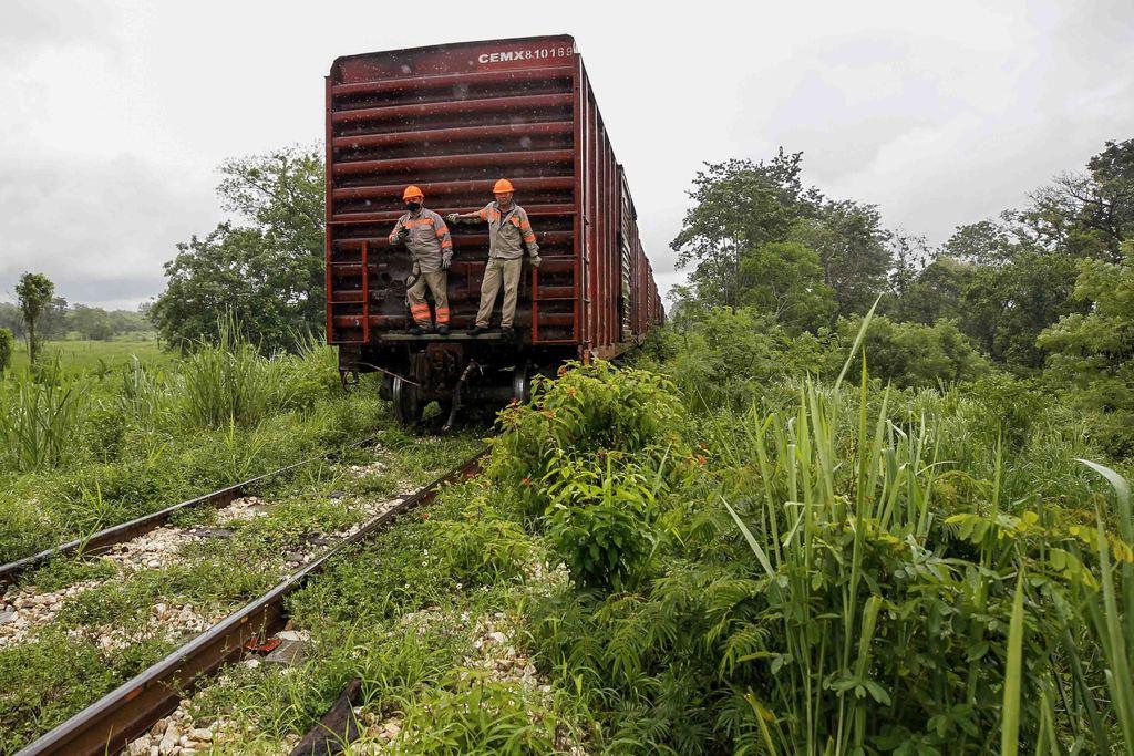 Banobras autoriza financiamiento para tramo 1 de Tren Maya
