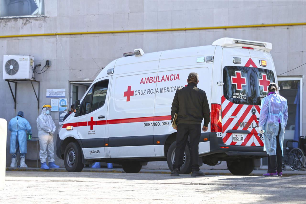 Bajan hospitalizados por Covid en Durango