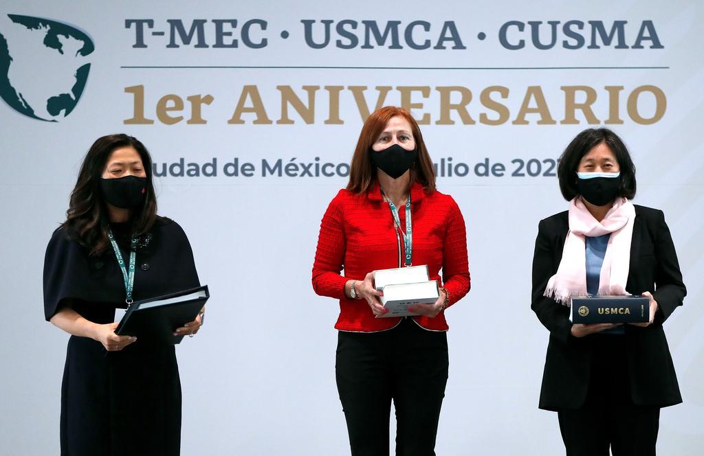 Estados Unidos condiciona T-MEC a reforma laboral en México