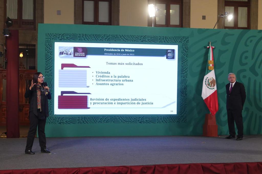 El Gobierno de AMLO ha recibido 315 mil peticiones de la población, reporta Atención Ciudadana